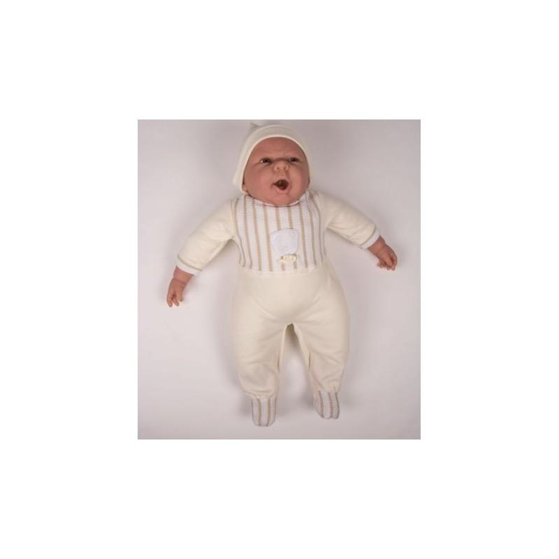Manichino di neonato per la pratica di fisioterapia - Erler Zimmer BA75