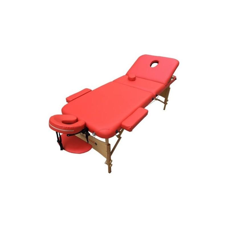 Lettino Portatile in legno Tuttocomodo BM3524