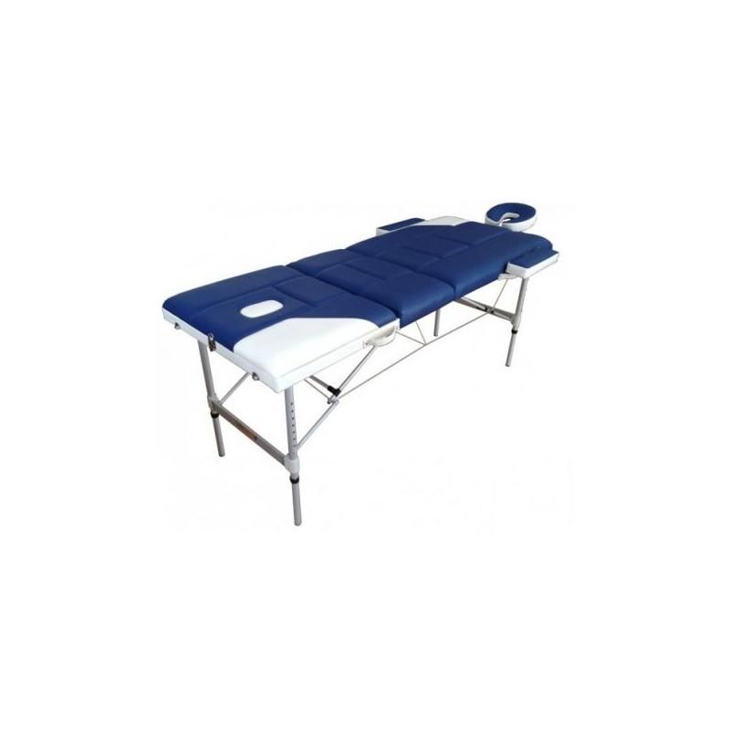 Lettino Massaggio Portatile Leggero.Lettino Portatile In Alluminio Tuttocomodo Bm3723