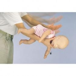 Manichino Baby Anne con borsa di trasporto - Laerdal R20300