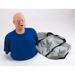 Torso di Adulto obeso per l'addestramento al soffocamento - Erler Zimmer R10140