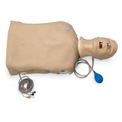 Manichino per l'addestramento standard all'emergenza delle vie respiratorie Erler Zimmer R0190