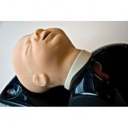 Simulatore medico di defibrillatore AED per simulatori di rianimazione Erler Zimmer R19500