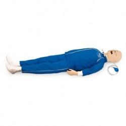 Manichino per l'addestramento standard all'emergenza delle vie respiratorie Erler Zimmer R0193/1