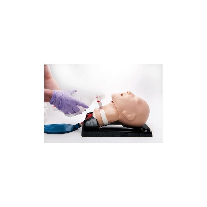 Anne recién nacido maniquí de reanimación neonatal simulación Erler ...