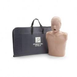 Addestramento alla rianimazione cardiopolmonare, manichino di bambino con monitor Erler Zimmer R19150