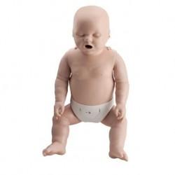 Addestramento alla rianimazione cardiopolmonare, manichino di neonato con spia di controllo, Erler Zimmer R19200