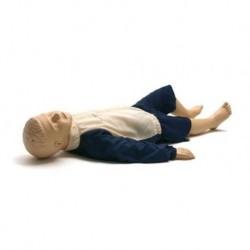 Paziente in condizioni critiche, simulatore medico, adulto, modello di extralusso Erler Zimmer R10153/3