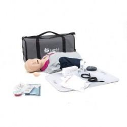 Laerdal Resusci Anne QCPR - Manichino per rianimazione QCPR - Torso AED con vie aeree R20091