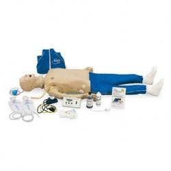 Paziente in condizioni critiche, simulatore medico, adulto Erler Zimmer R10153/1
