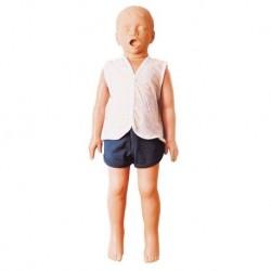 Simulatore di paziente bambino di 3 anni per il salvataggio Timmy Erler Zimmer R10330