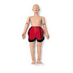 Simulatore di paziente adolescente per il salvataggio in acqua con rianimazione RCP Erler Zimmer R12107/1