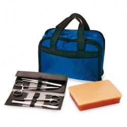 Kit per Addestramento alla sutura della pelle Erler Zimmer R10030