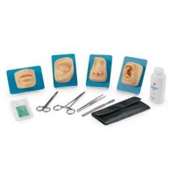 Kit per Addestramento alla sutura chirurgica sul viso Erler Zimmer R11001
