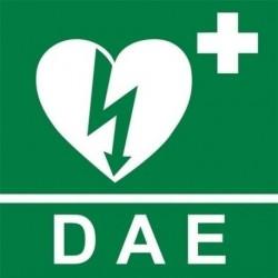 Pacchetto Pannelli di segnalazione per defibrillatori