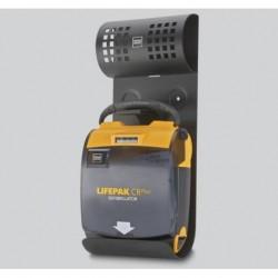 Supporto a Parete in metallo per Defibrillatore LIFEPAK CR Plus