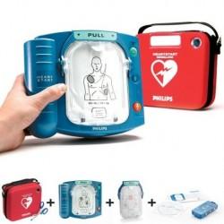 Defibrillatore Semiautomatico Esterno Philips HeartStart HS1
